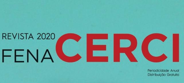 Capa da revista da Fenacerci 2020, cpntém um coração. A 27ª edição da Revista da FENACERCI já está disponível, em versão papel e online. Um edição sobre saúde, conta com o testemunho de vários especialistas que abordam a nutrição, saúde oral e a saúde mental.